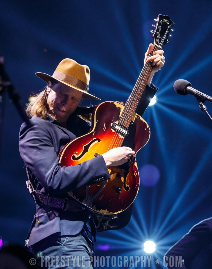 The Lumineers - Canadian Tire Centre March 21, 2017 PHOTO: Andre Ringuette/Freestyle Photography