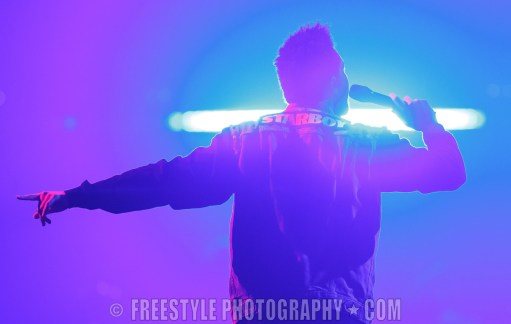 The Weeknd - Canadian Tire Centre May 28, 2017 PHOTO: Andre Ringuette/Freestyle Photography