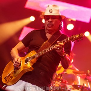 Santana - Canadian Tire Centre
