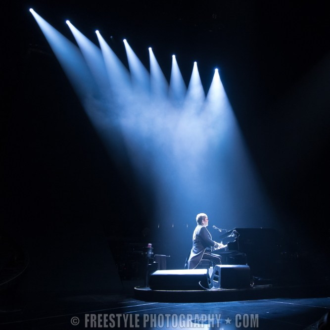 Elton John - Canadian Tire Centre Sept. 28, 2018 PHOTO: Andre Ringuette/Freestyle Photography