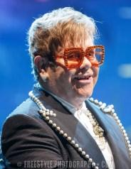 Elton John - Canadian Tire Centre Sept. 28, 2018 PHOTO: Andre Ringuette/Freestyle Photography