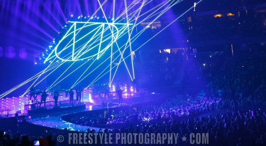 Justin Timberlake - Canadian Tire Centre Oct. 11, 2018 PHOTO: Andre Ringuette/Freestyle Photography