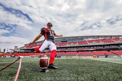 Montreal Alouettes vs Ottawa REDBLACKS July 13, 2019 PHOTO: Andre Ringuette/Freestyle Photography