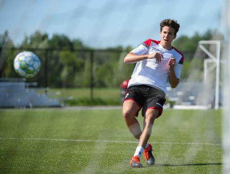 Atletico Ottawa June 8, 2020 PHOTO: Matt Zambonin/Freestyle Photography