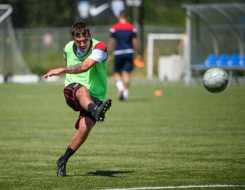 Atletico Ottawa July 6, 2020 PHOTO: Matt Zambonin/Freestyle Photography