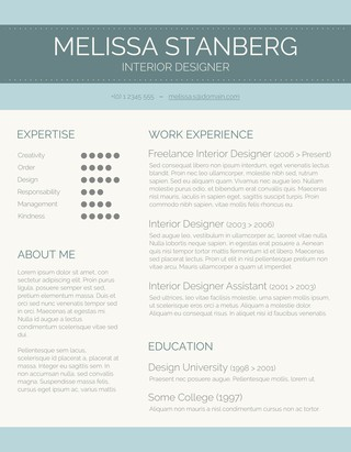 free resume template word - Onwebioinnovate - resumes templates word