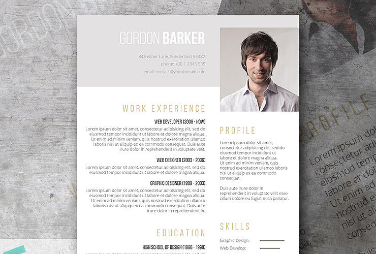 How To Write The Perfect Resume For A Programming Job Free Elegant Resume Templates