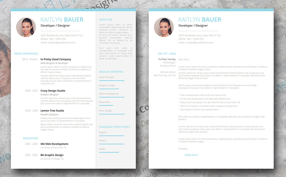 Premium Resume Bundle - Freesumes