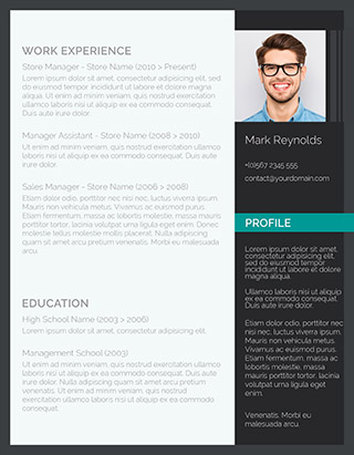 100+ Free Resume Templates for Word Downloadable - Freesumes