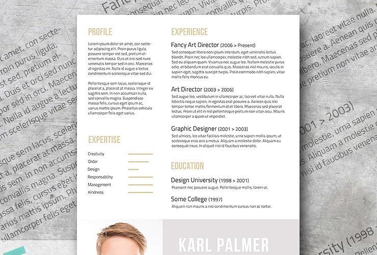 Free Creative Resume Templates - creative resumes templates
