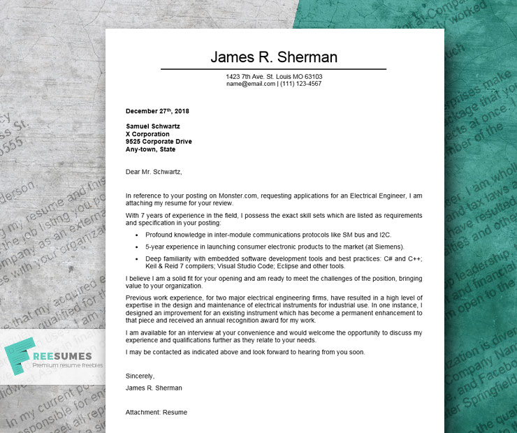 The 12 Best Cover Letter Examples To Nail Your Next Job Application