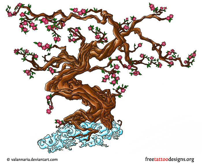 Tree Tattoos Palm, Tree Of Life, Pine Tree Tattoo