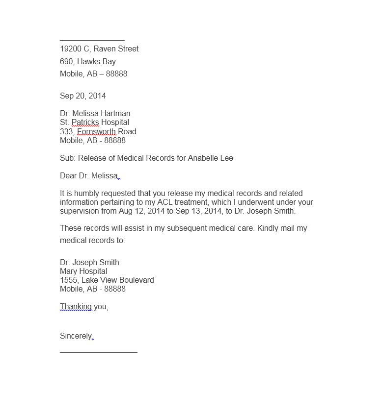46 Free Authorization Letter Samples  Templates - Free Template
