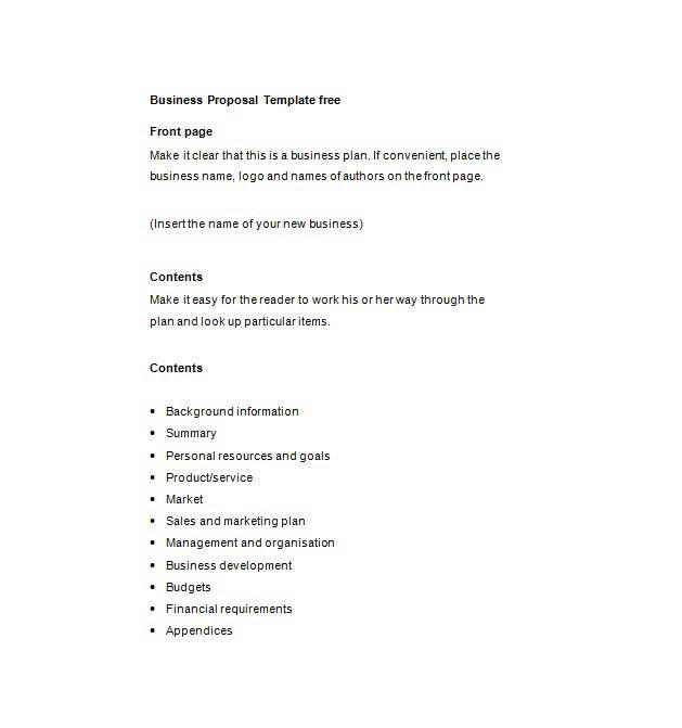 Doc#585680 Sample Catering Proposal Template u2013 Sample Catering - sample catering proposal template