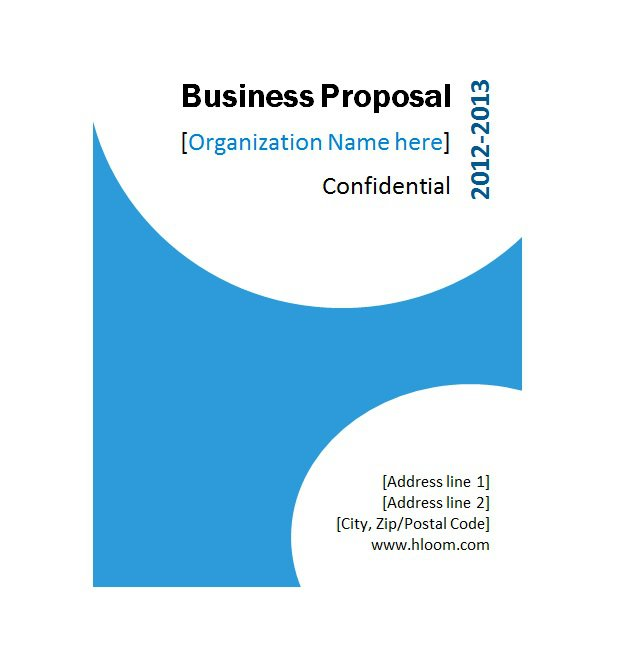 36 Free Business Proposal Templates  Proposal Letter Samples \u2013 Free - business proposal word template
