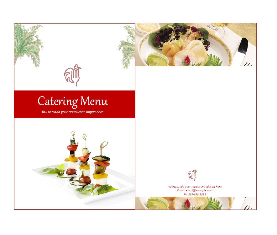 31 Free Restaurant Menu Templates  Designs - Free Template Downloads