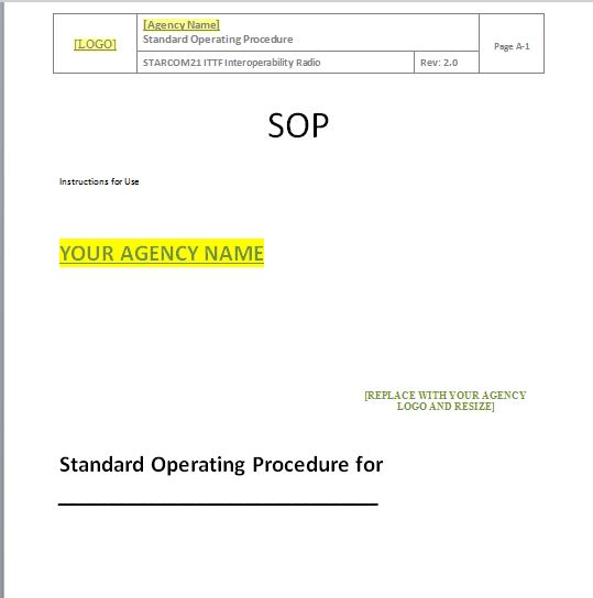 37 Best Free Standard Operating Procedure (SOP) Templates \u2013 Free