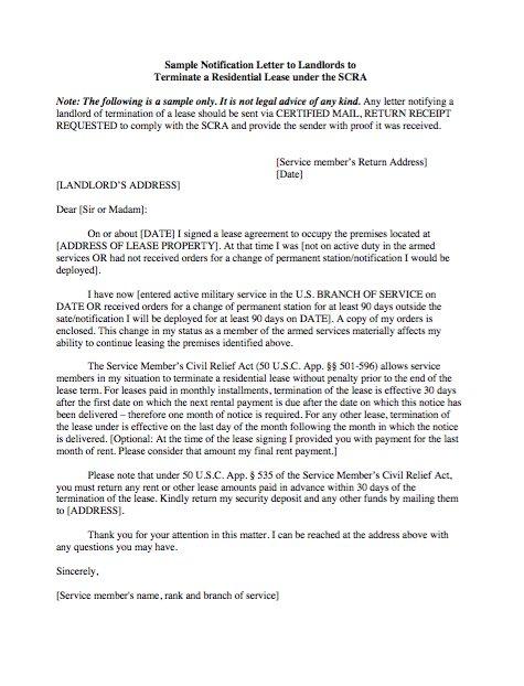 47 Eviction Notice Templates  Sample Letters \u2013 Free Template Downloads - letter of eviction sample