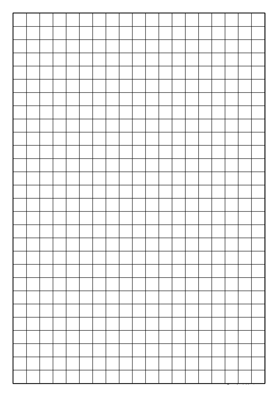 free printable full page graph paper