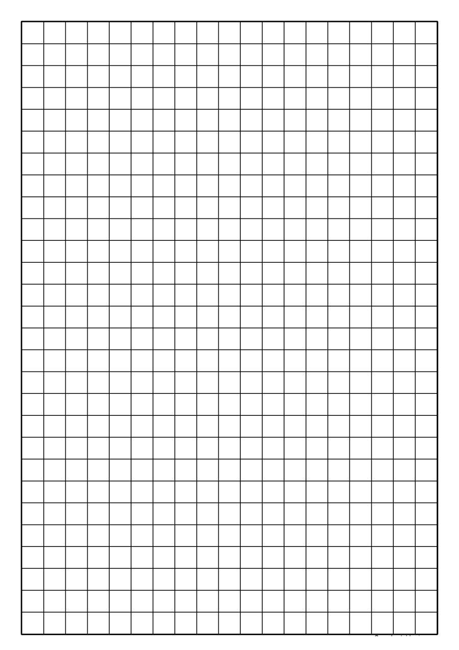 24 x 36 graph paper