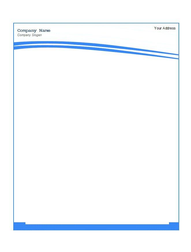 free printable letterhead templates - 28 images - letterhead