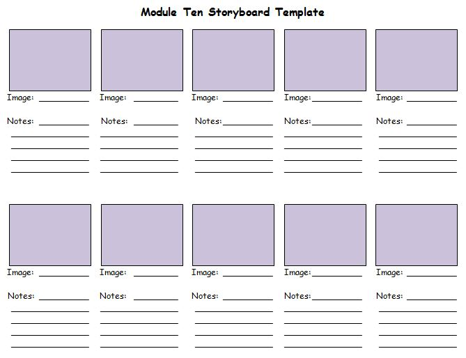 40 Professional Storyboard Templates \ Examples u2013 Free Template - digital storyboard templates