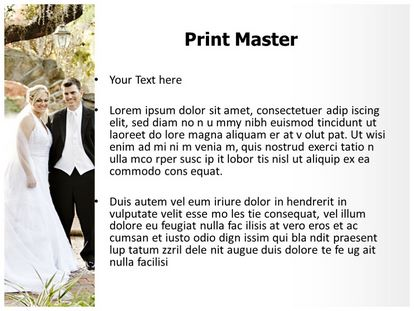 Free Christian Wedding PowerPoint Template FreeTemplatesTheme
