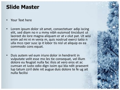 Free Winter PowerPoint Template freetemplatestheme