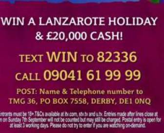 this-morning-prize-draw-postcard-entry-address-itv-com