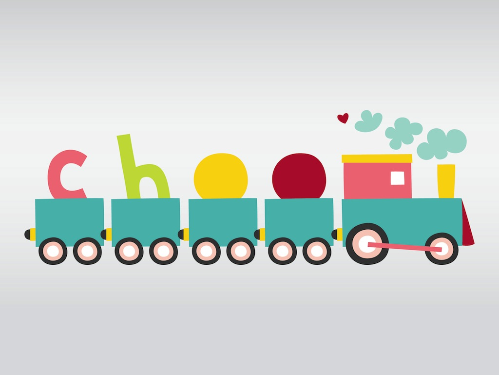 Cute And Simple Wallpapers Cute Vector Train Vector Art Amp Graphics Freevector Com