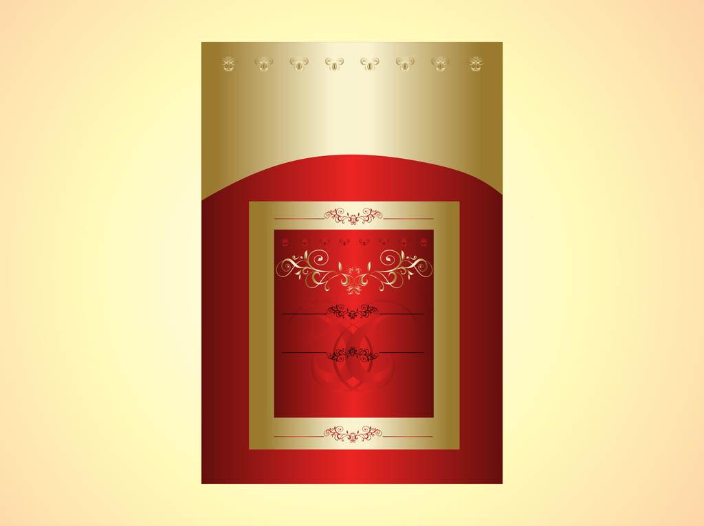 Wine Label Design Vector Art  Graphics freevector