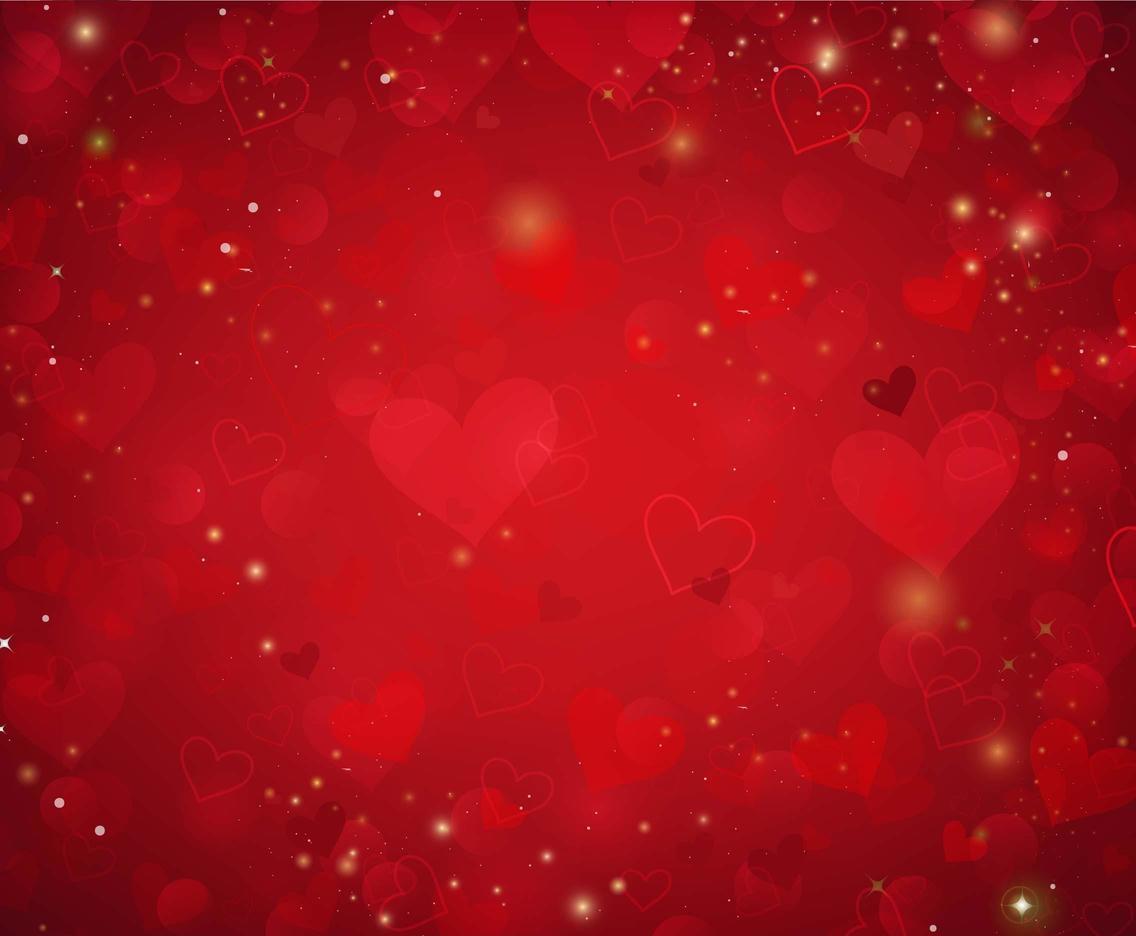 Plain Black Iphone Wallpaper Free Vector Red Love Background Vector Art Amp Graphics