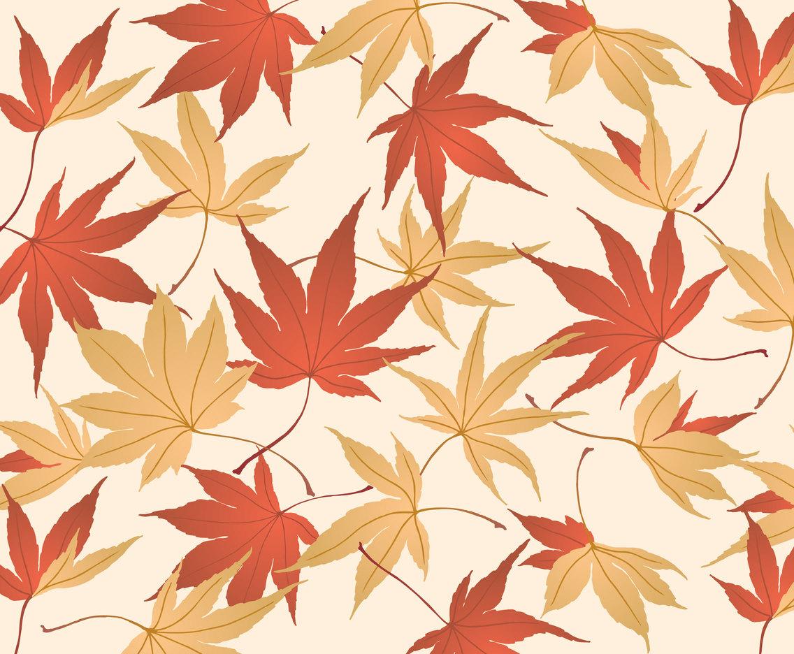 Leaves Fall Desktop Wallpaper Free Vector Fall Background Vector Art Amp Graphics
