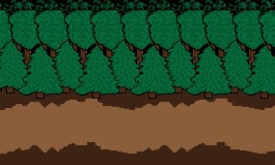 Computer Games Trees Vector Art & Graphics | freevector.com