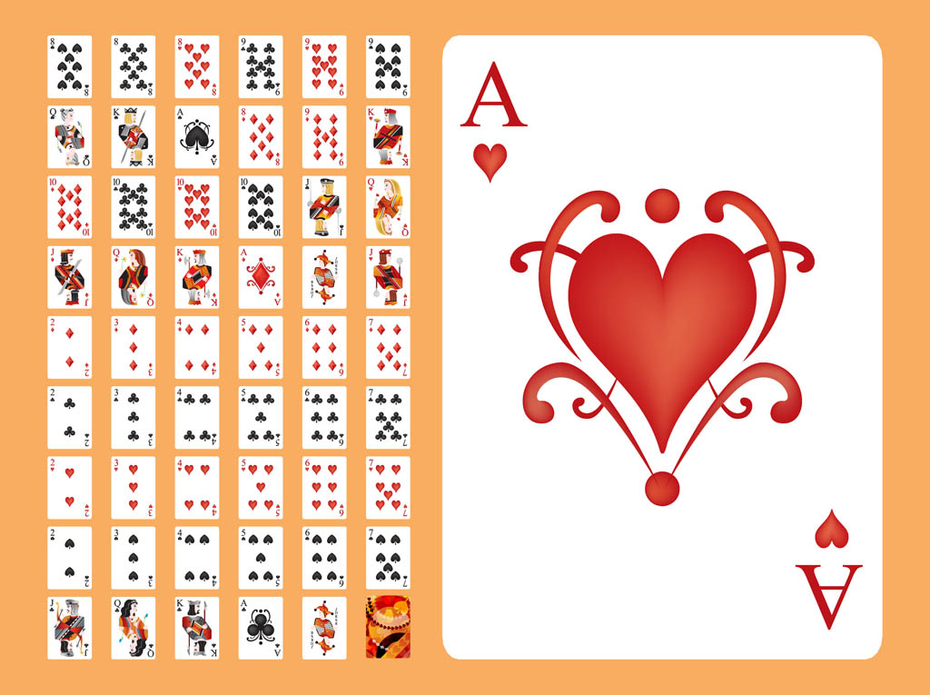 image regarding Pokeno Cards Printable named Poker Card Templates Absolutely free On line casino 5 Freeprintable pokeno