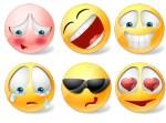 Free Vector Emoticons