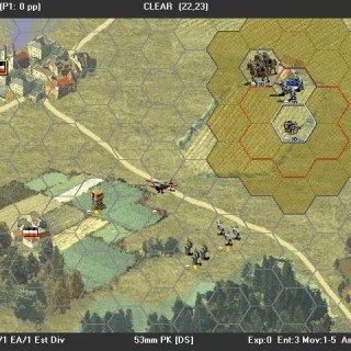 Open General Strategy Game Screenshot