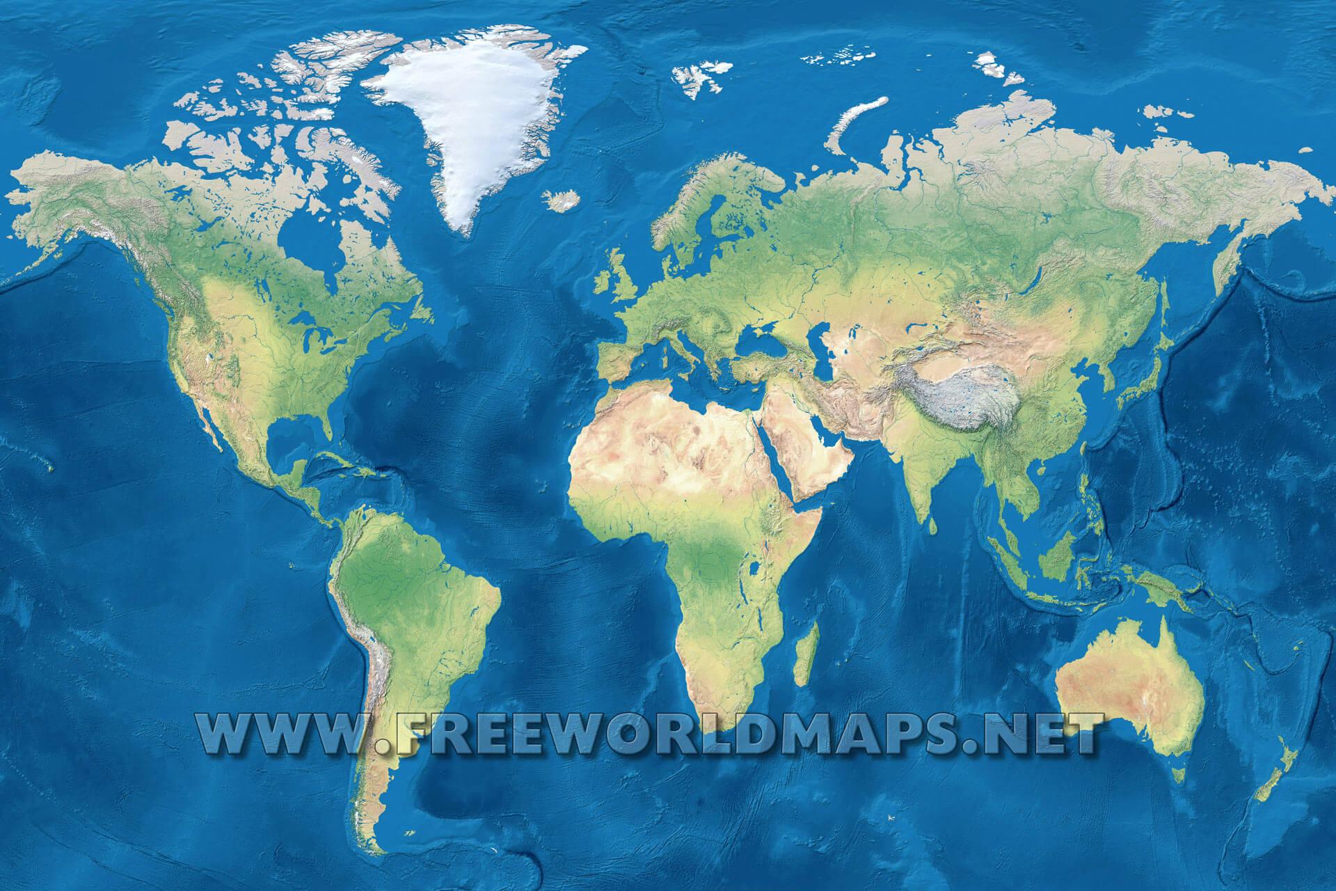 Emirates Wallpaper Hd Atlas Del Mundo Freeworldmaps Net