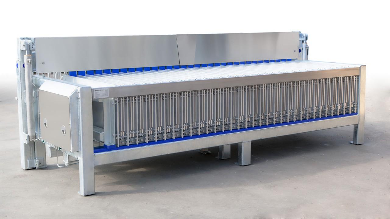 Vertical Plate Freezer VTD