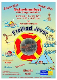 Aktuell | Freibad Jever