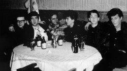 Beatles-at-the-Indra-Club-Hamburg-1960-Stuart-Sutcliffe-and-John-Lennon-on-left-courtesy-of-the-SS-Estate