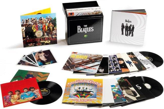 vinil beatles