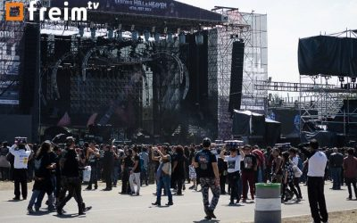 Fotos del Hell And Heaven Metal Fest 2014