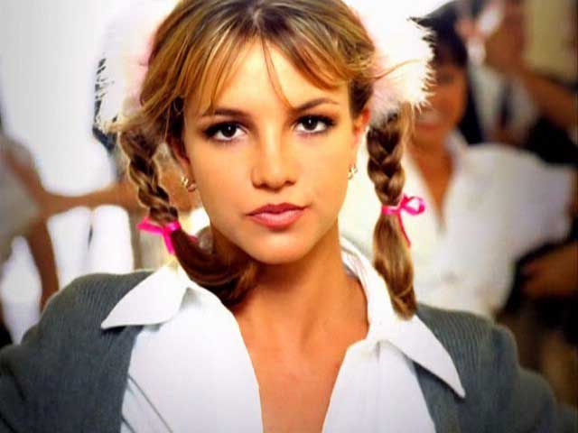 Videos de música de los 90, Britney Spears