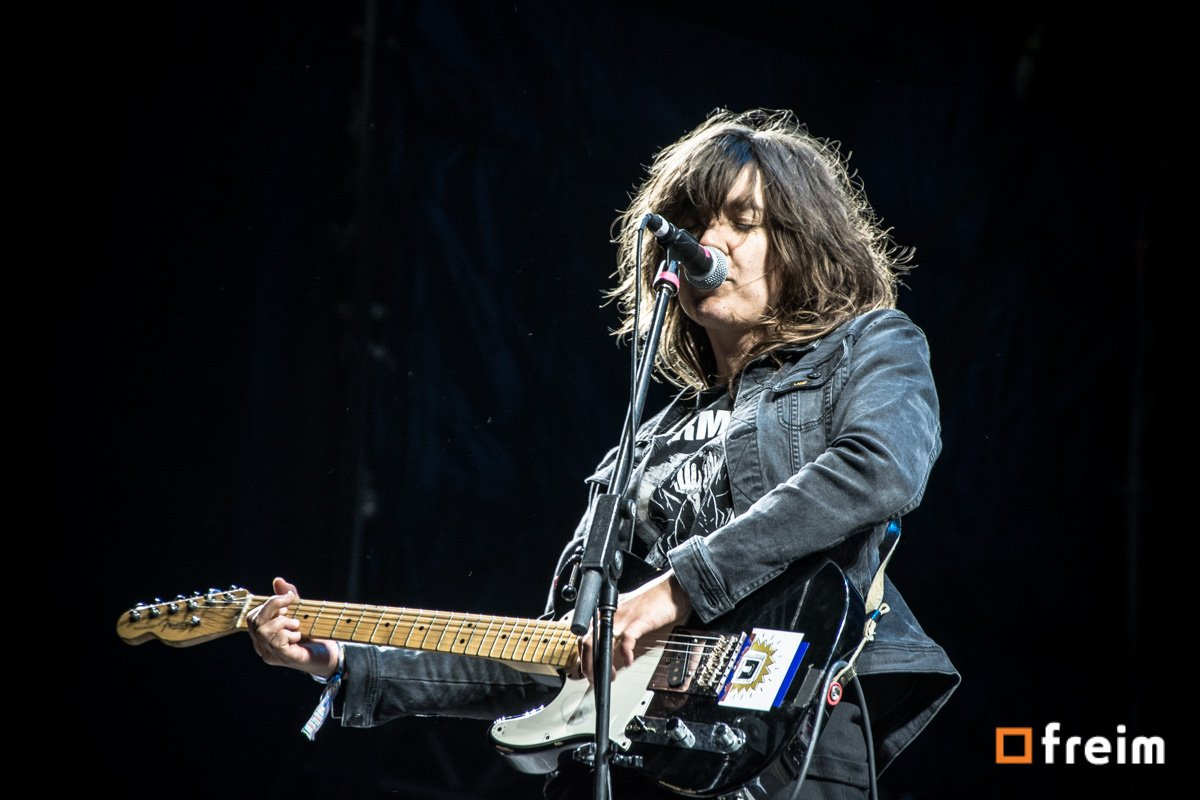 Courtney Barnett. Foto: Fabián Zugaide