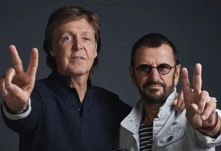 ExBeatle Ringo Starr estrena primer sencillo de su nuevo disco