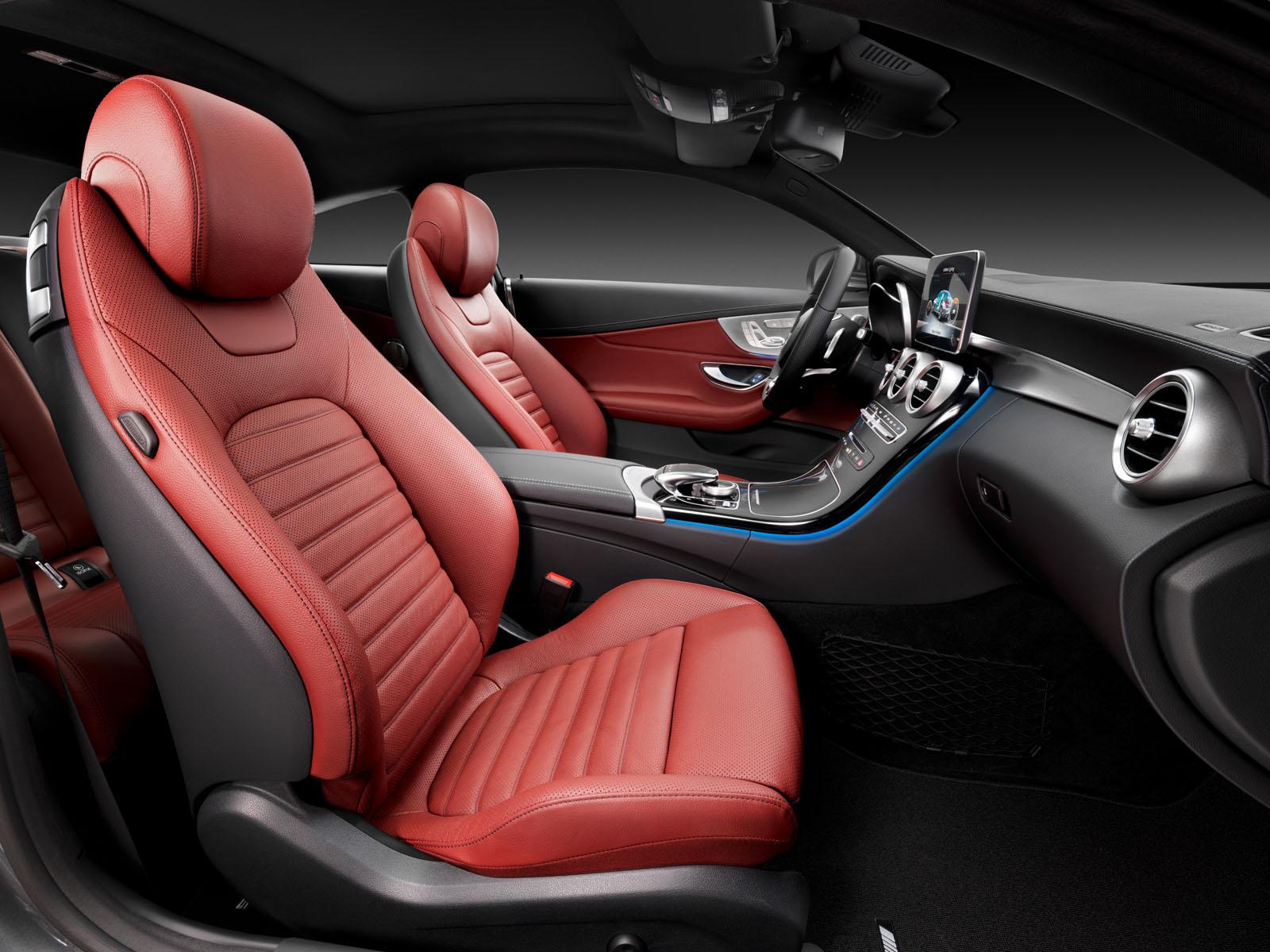 Nouvelle Mercedes Classe C Coupe Le Chainon Manquant
