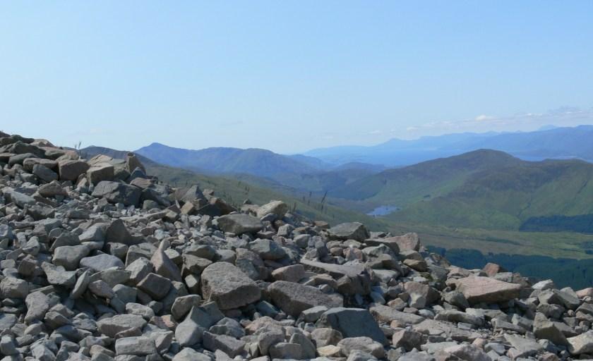 West Highland Way – La fin de la randonnée et le Ben Nevis