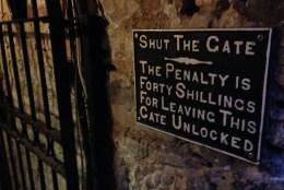 Edimbourg, du côté des souterrains