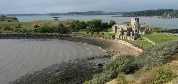 Inchcolm Island, retour dans le futur à 30 minutes d'Edimbourg